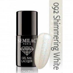 SEMILAC 092 Shimmering White