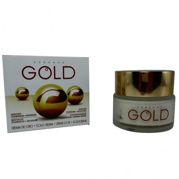 Κρέμα Gold με Φύλλα Χρυσού 50ml