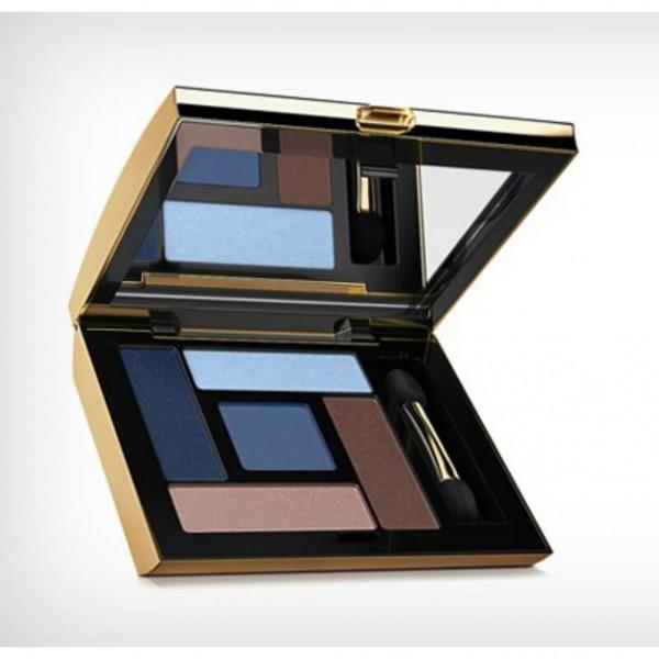 AVON Luxe Eyeshadow Palette Chambray Blues