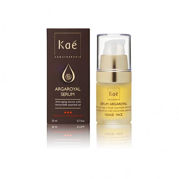 Kae' Argatherapy - Serum Αντιγήρανσης με 9 πολύτιμα αναπλαστικά έλαια - Argaroyal Anti-Aging Serum! 20ml