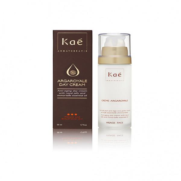 Kae' Argatherapy - Αντιρυτιδική Κρέμα Ημέρας με Argan, Βασιλικό Πολτό & αιθέρια έλαια Everlasting
