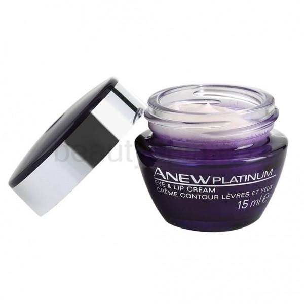 AVON Anew Platinum Eye & Lip Cream 15ml