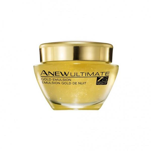 AVON Anew Ultimate 7S Gold Emulsion Night 50ml