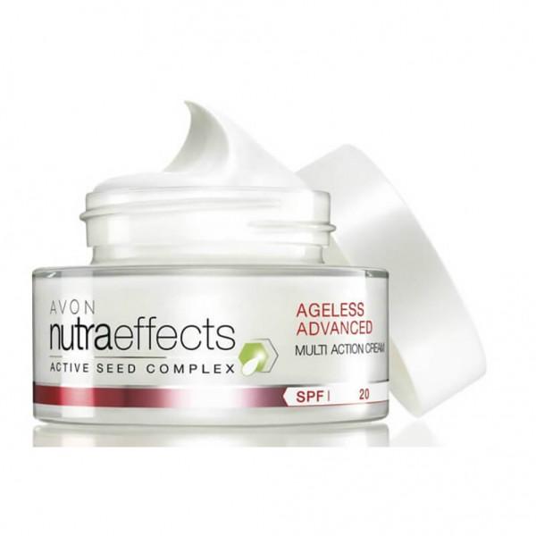 AVON NutraEffects Ageless Advanced 45+ Multi-Action Day Cream 50ml