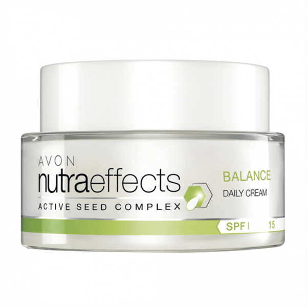 AVON NutraEffects Balance Day Cream 50ml