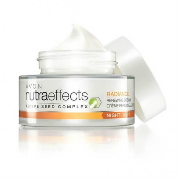 AVON NutraEffects Radiance Renewing Night Cream 50ml