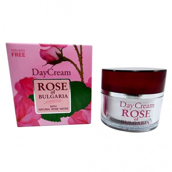 Κρέμα ημέρας με τριαντάφυλλο   50ml Biofresh