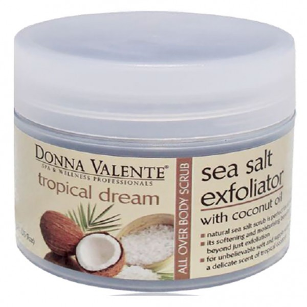 "DONNA VALENTE SALT SCRUB ""Tropical Dream"" 600gr"