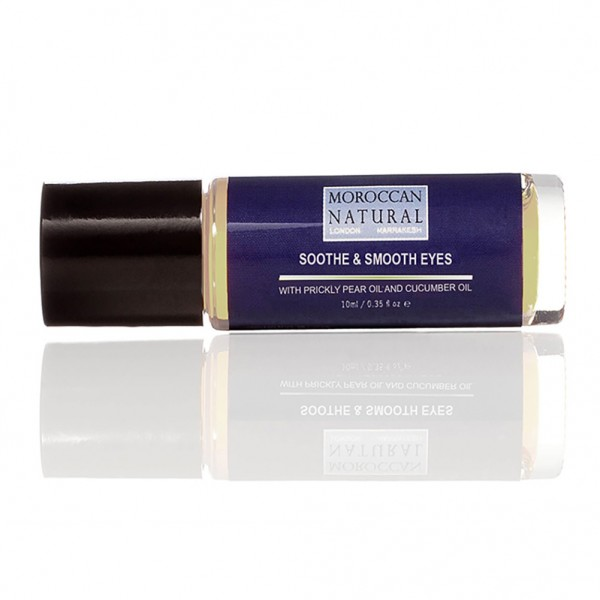 Moroccan Natural - Roll-on Ματιών Soothe and Smooth 10ml