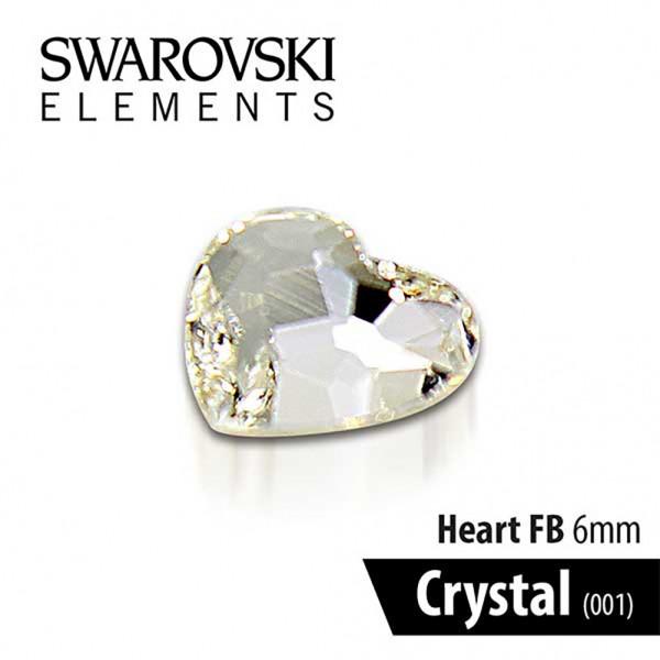 Swarovski Καρδιά Crystal
