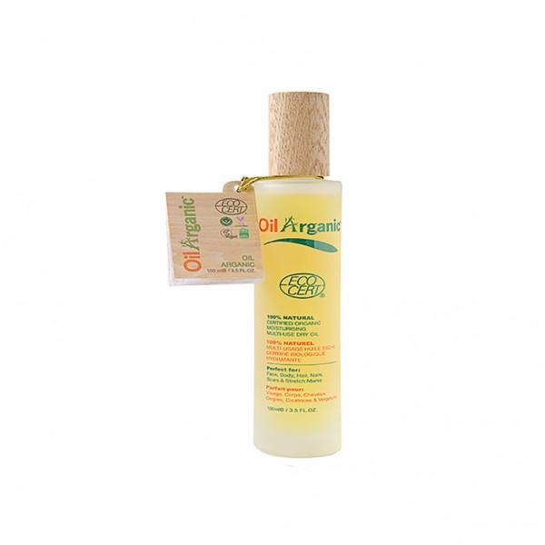 Tan Organic - Πολυχρηστικό Έλαιο Arganic με 8 πολύτιμα αντιοξειδωτικά φυτικά έλαια που Τονώνουν & Αναπλάθουν την επιδερμίδα! 100ml